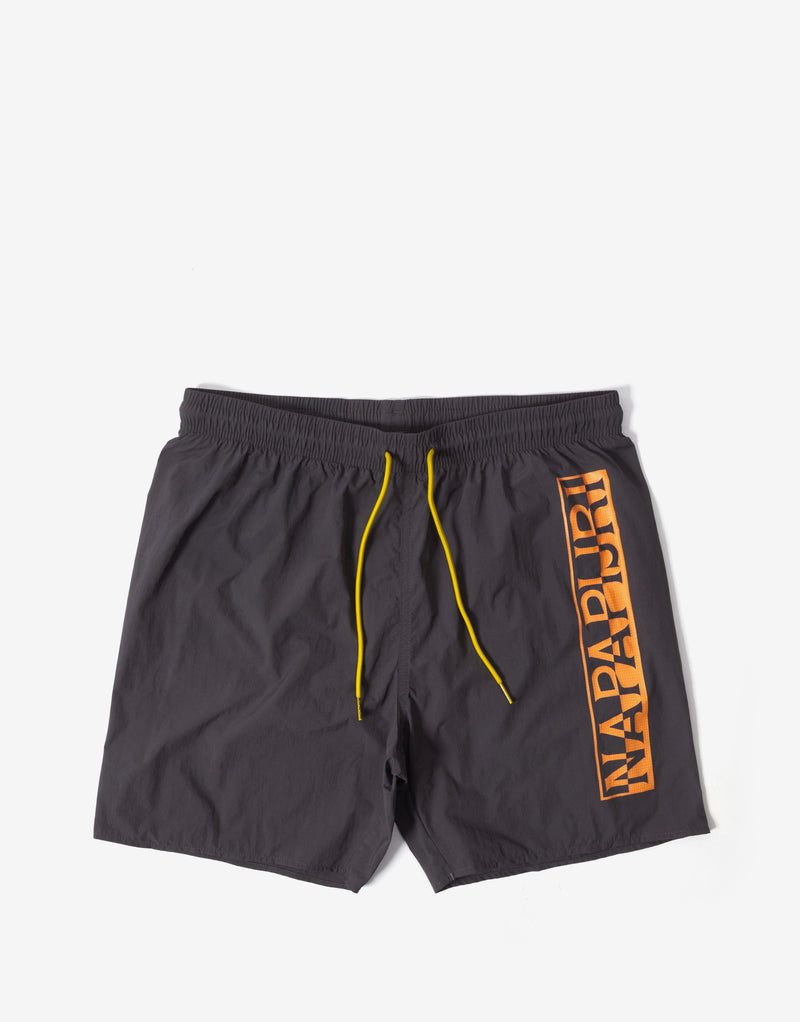 Napapijri Victor 1 Shorts - Dark Grey Solid