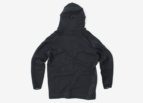 Nike Tech Fleece Pullover Hoody - Black/Black