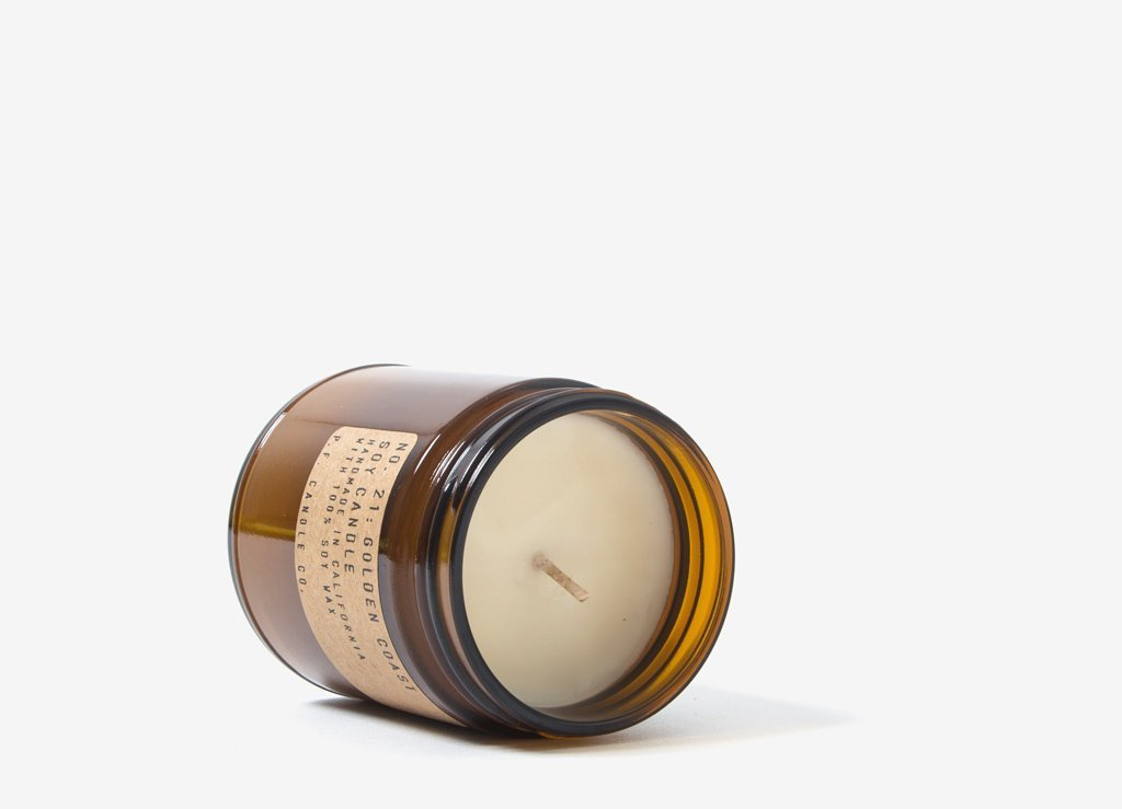 P.F. Candle Co. Sandalwood Rose Soy Candle - 7.2o/z