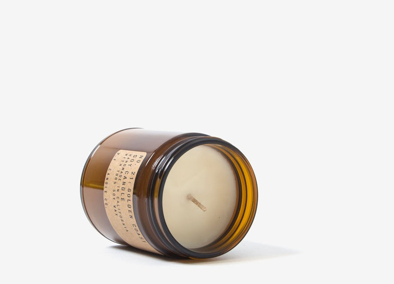 P.F. Candle Co. Patchoulli Sweetgrass Soy Candle - 7.2o/z