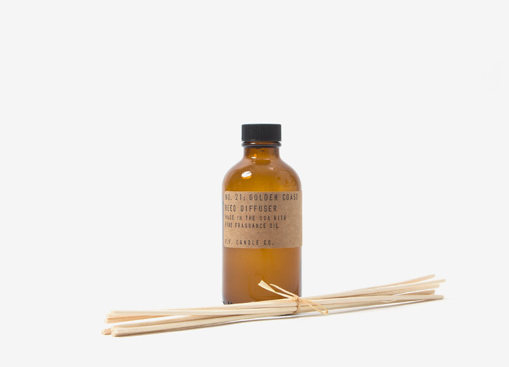 P.F. Candle Co. Reed Diffuser - Golden Coast