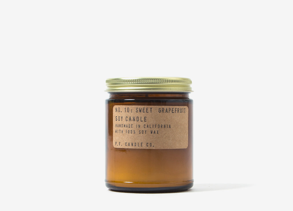 P.F. Candle Co. Sweet Grapefruit Soy Candle - 7.2o/z