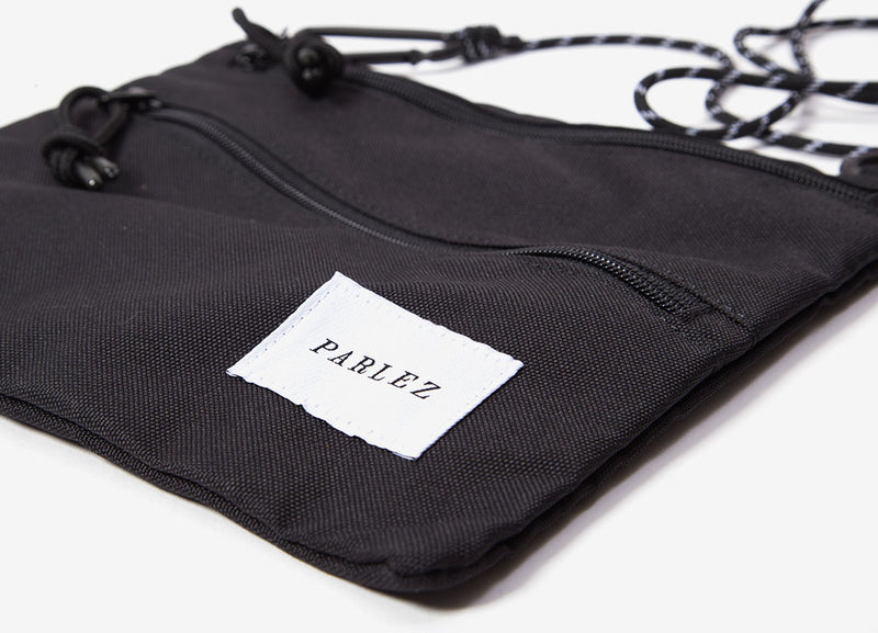 Parlez Hip Bag - Black