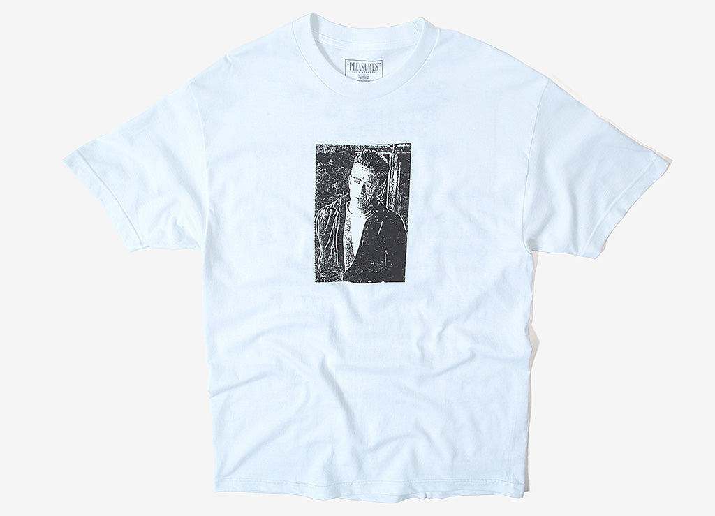 Pleasures Letter T Shirt - White