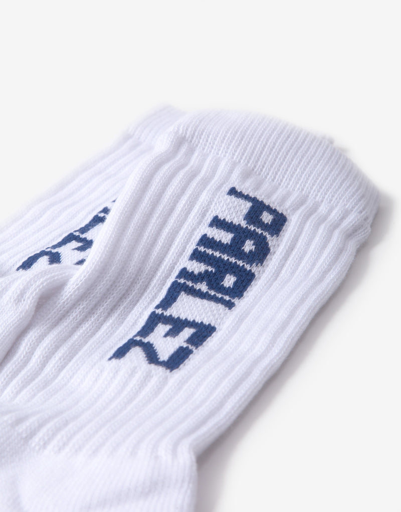 Parlez Boom Socks - Navy
