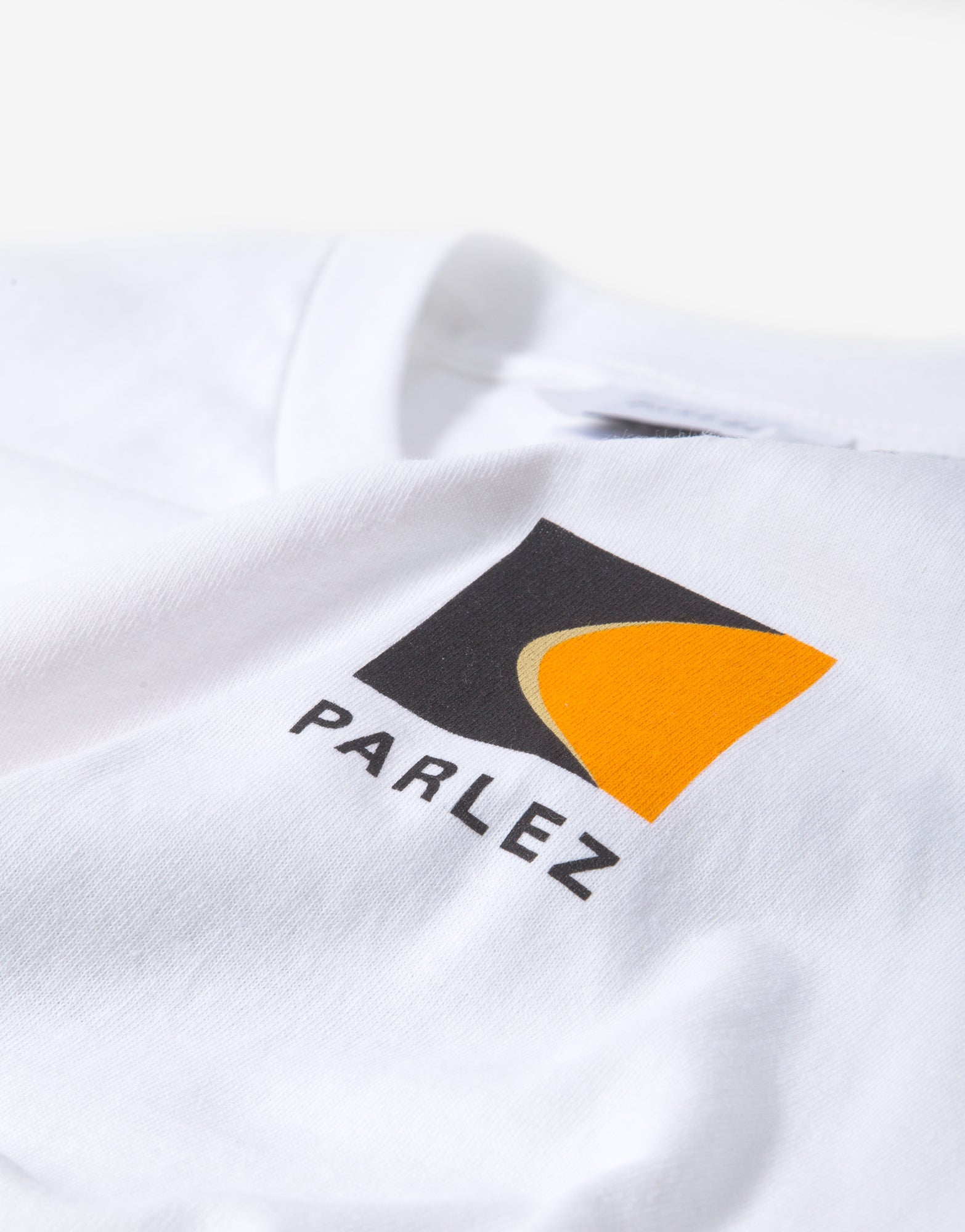 Parlez Coastal T Shirt - White
