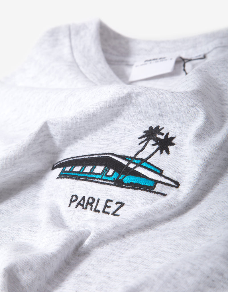 Parlez Cordover T Shirt - Heather