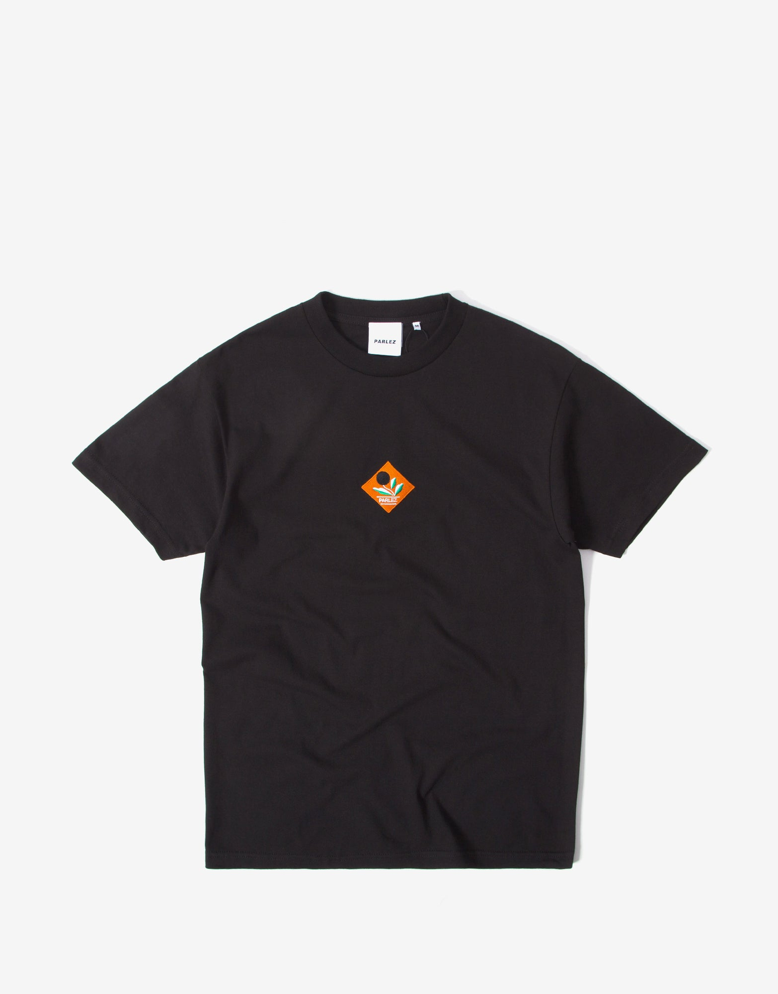 Parlez Kojo T Shirt - Black