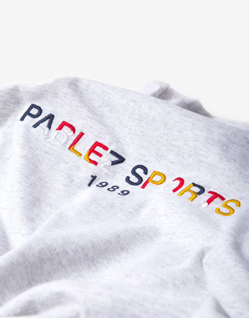 Parlez Nelson T Shirt - Heather