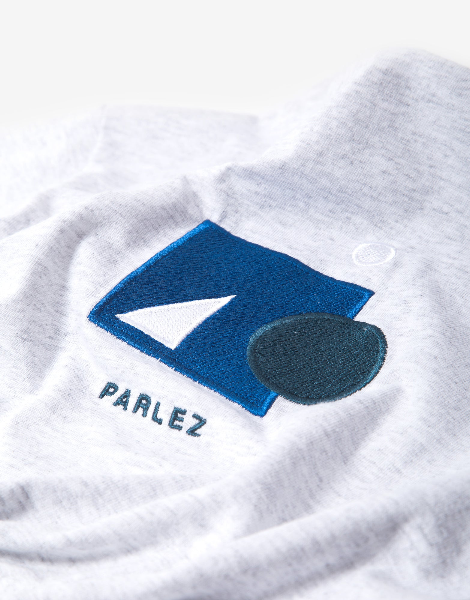 Parlez Saintes T Shirt - Heather