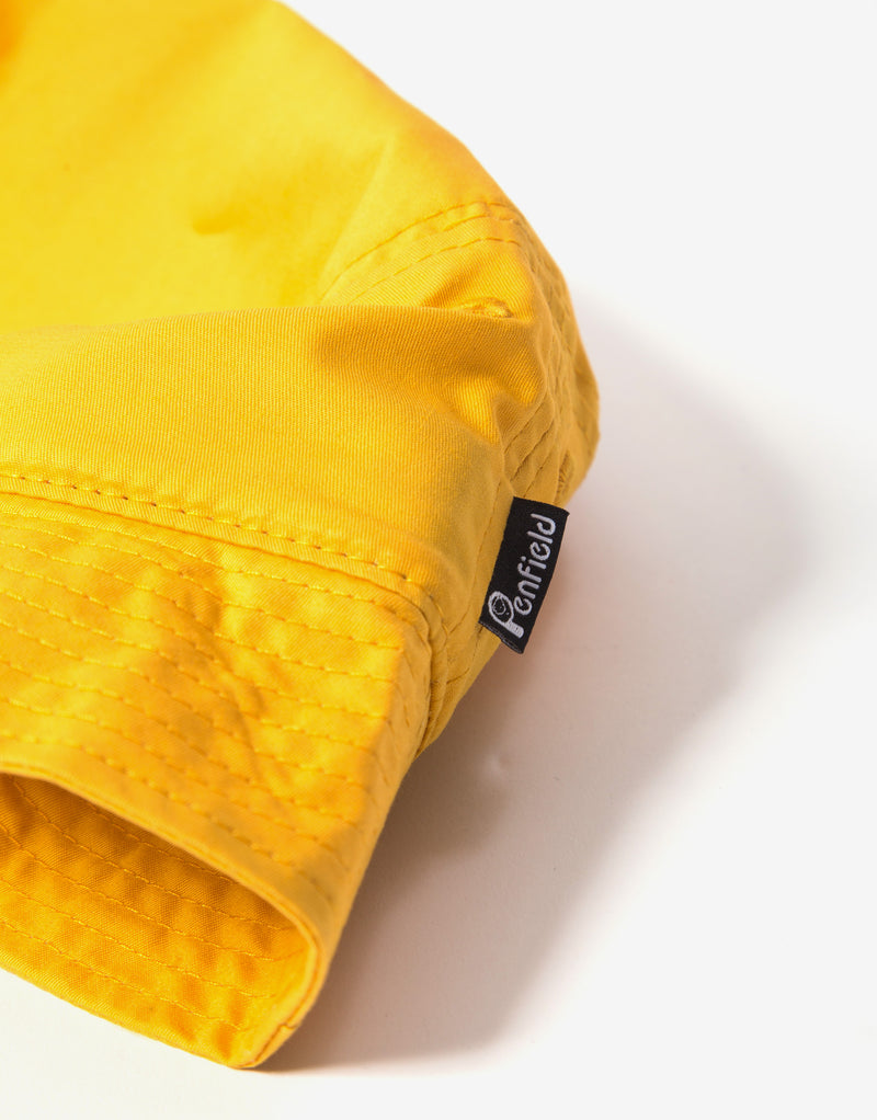 Penfield Calloway Bucket Hat - Mineral Yellow