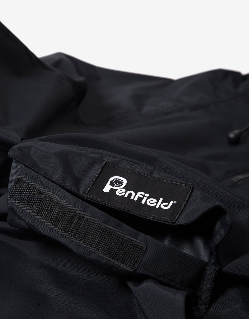 Penfield PAC JAC Packaway Jacket - Black