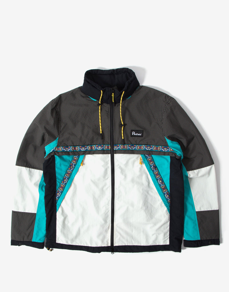 Penfield Sagola Colourblock Jacket - Black