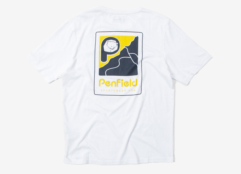 Penfield Perkins T Shirt - White