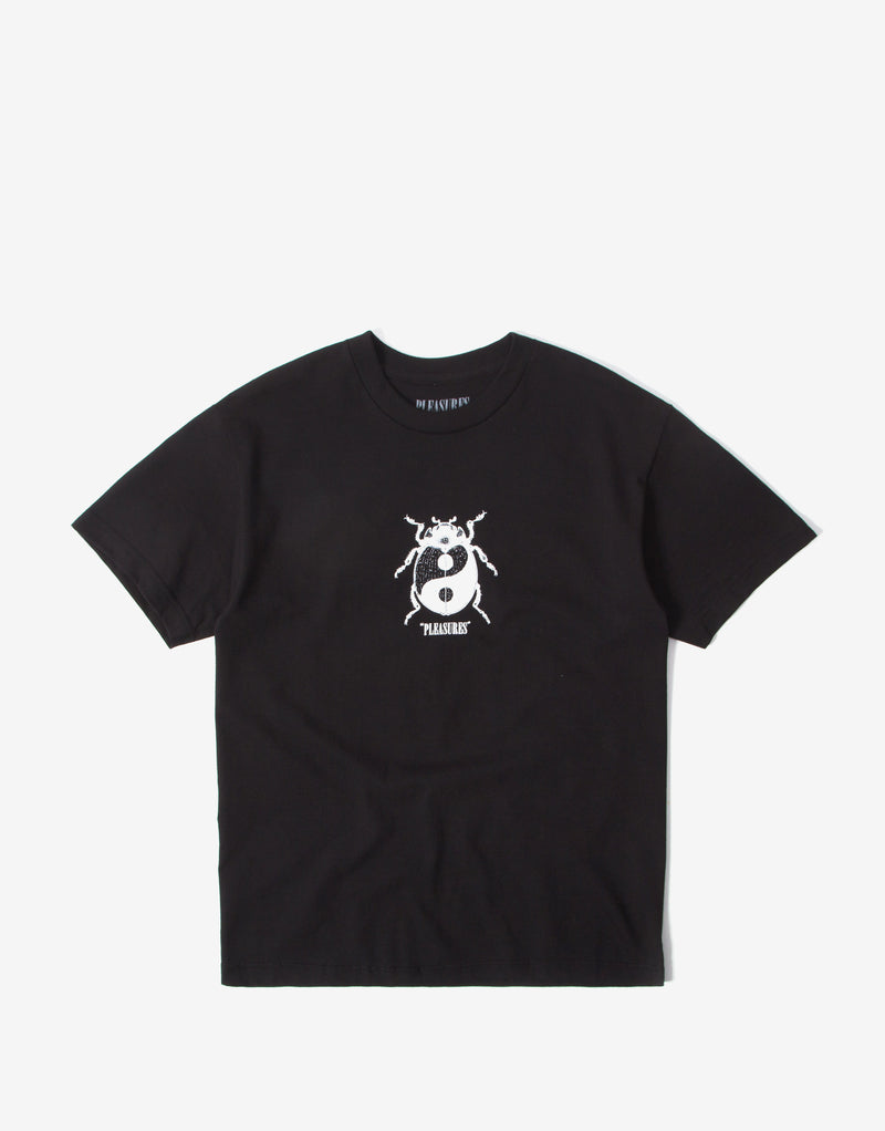 Pleasures Bug T Shirt - Black