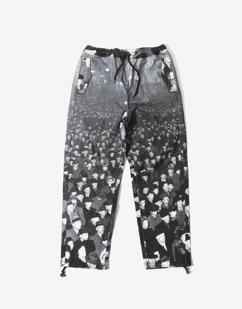 Pleasures Crowd Pants - Black