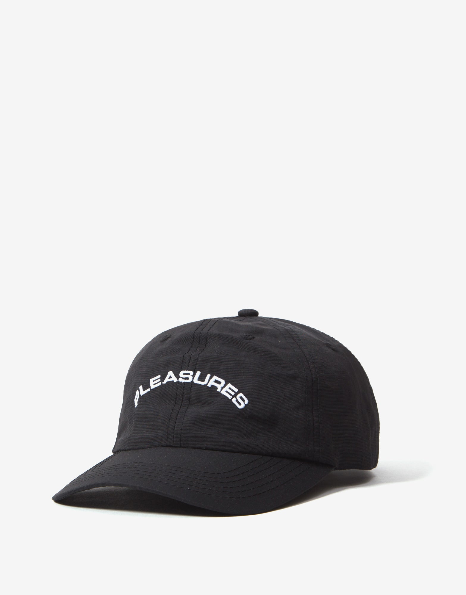 Pleasures Destiny Nylon Polo Cap - Black