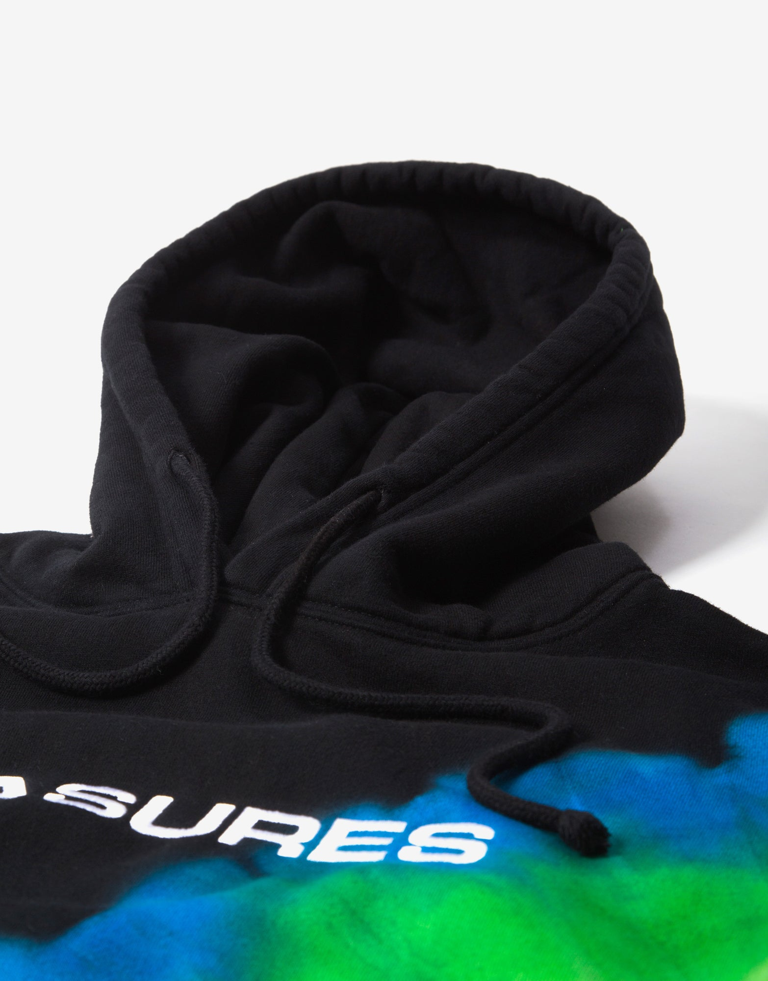 Pleasures Eclipse Embroidered Hoody - Black