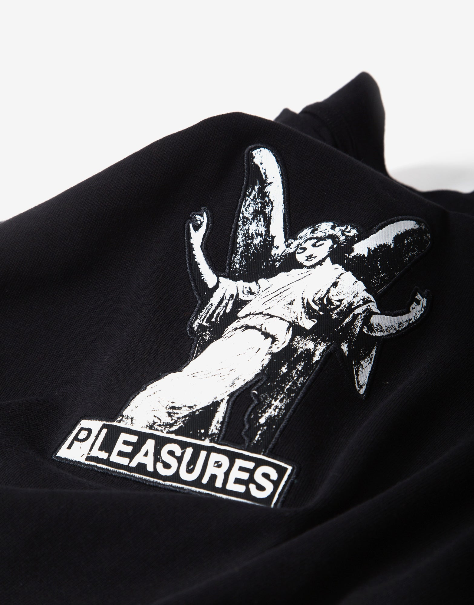 Pleasures Fetish Heavyweight T Shirt - Black
