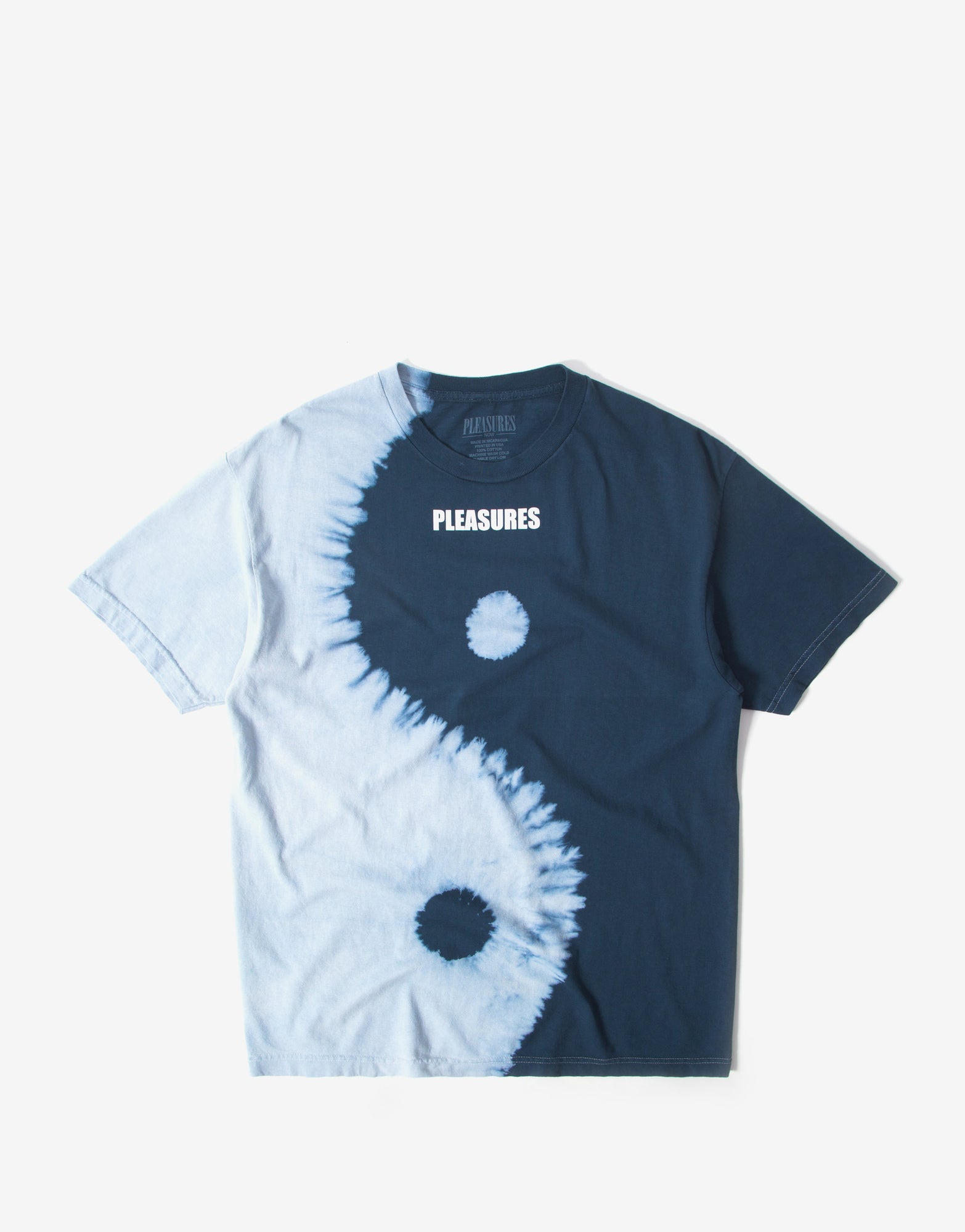 Pleasures Formula Dyed T Shirt - Multi