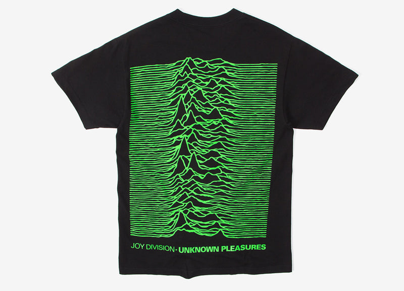 Pleasures x Joy Division UP T Shirt - Black