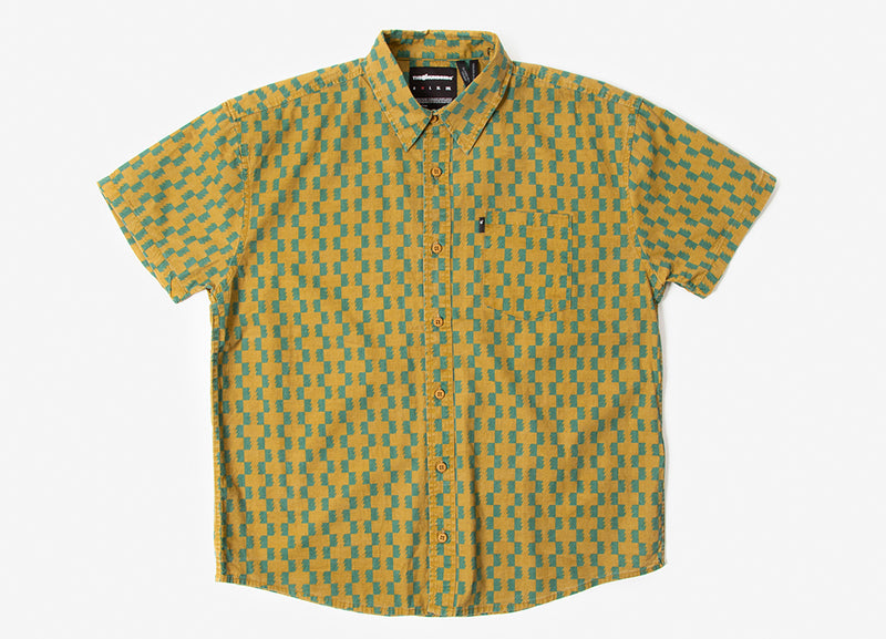 The Hundreds Check Woven Shirt - Allover