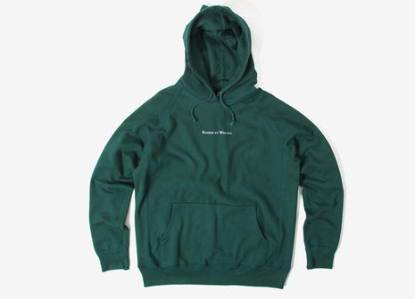 Raised By Wolves 3M Pullover Hoody - Spruce Green