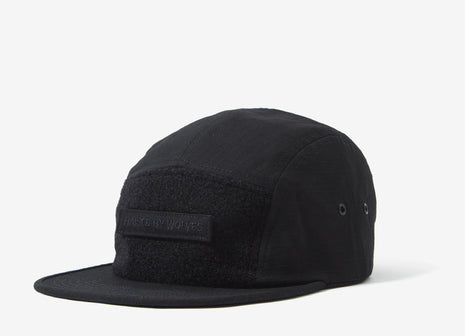 Raised By Wolves Juno Camp Cap - Black