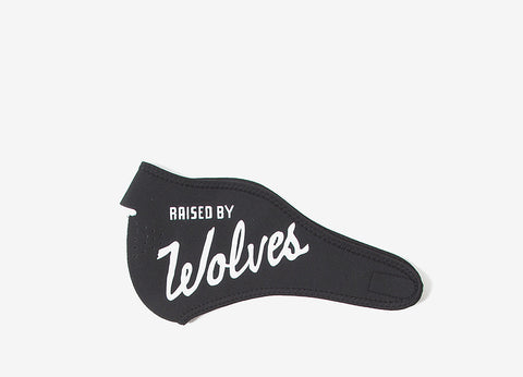 Raised By Wolves HBR Facemask - Black
