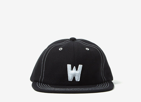 Raised By Wolves Jarry Polo Cap - Black
