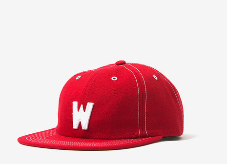 Raised By Wolves Jarry Polo Cap - Red