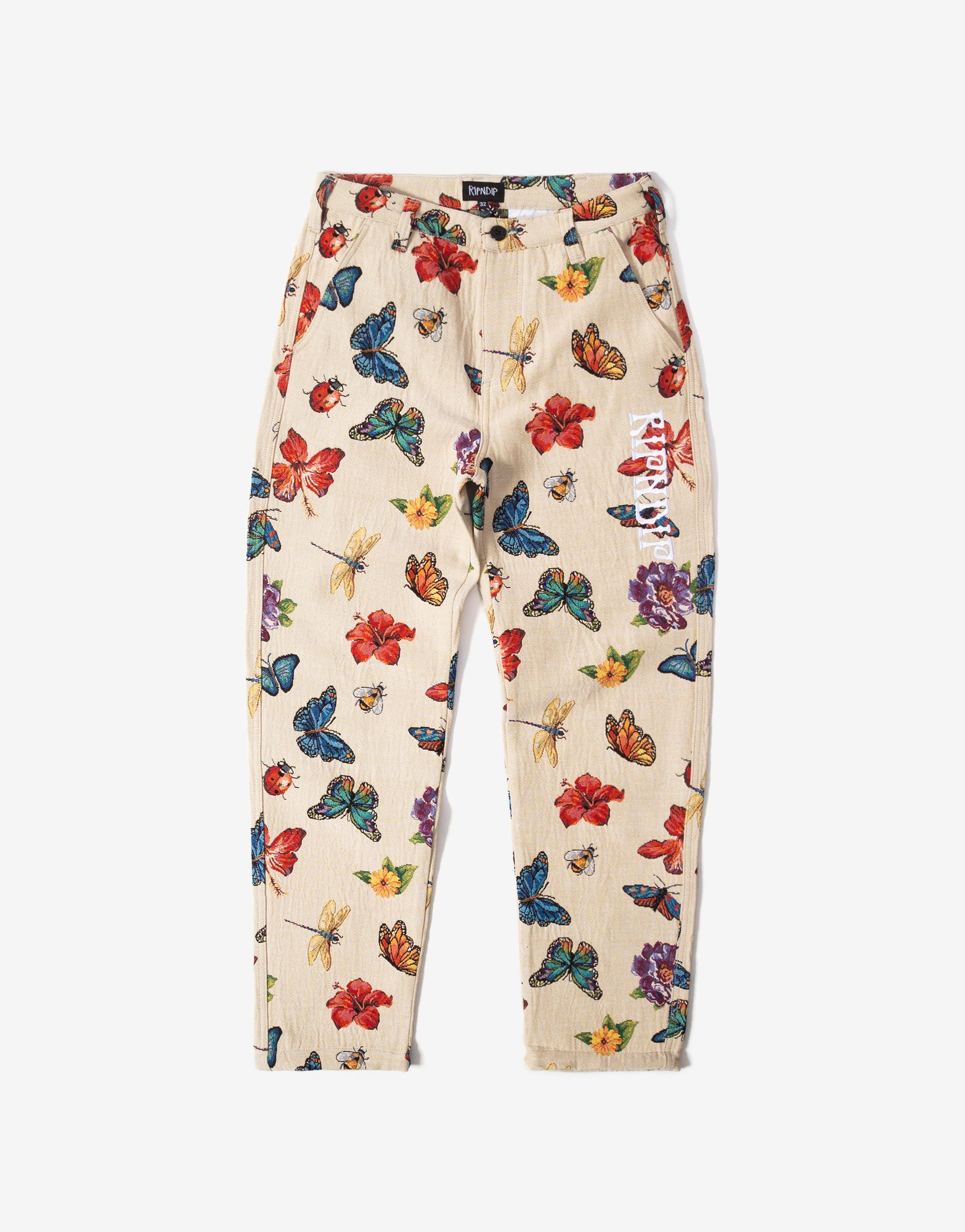 Rip N Dip Monarch Pants - Multi