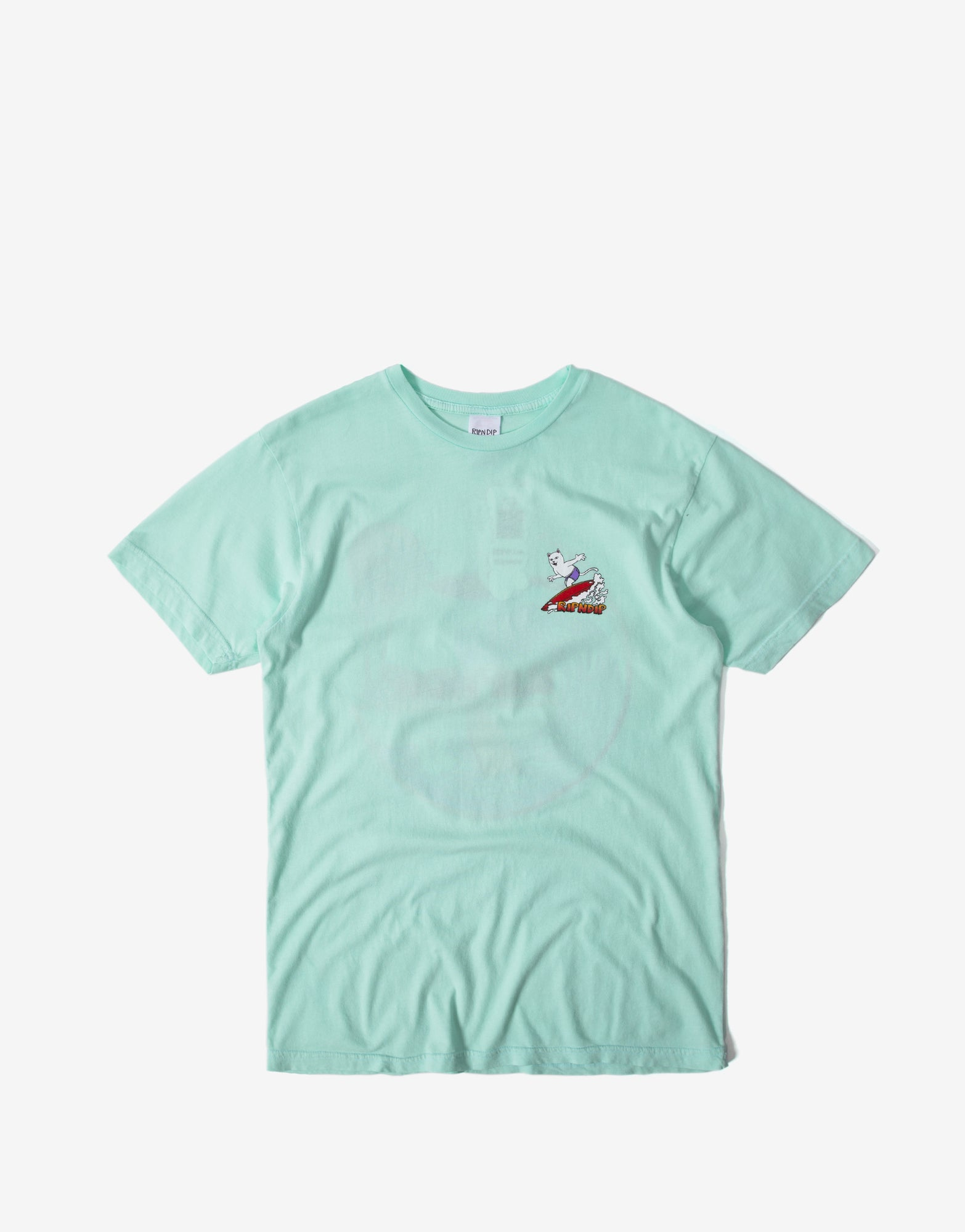 Rip N Dip Off My Wave T Shirt - Aqua
