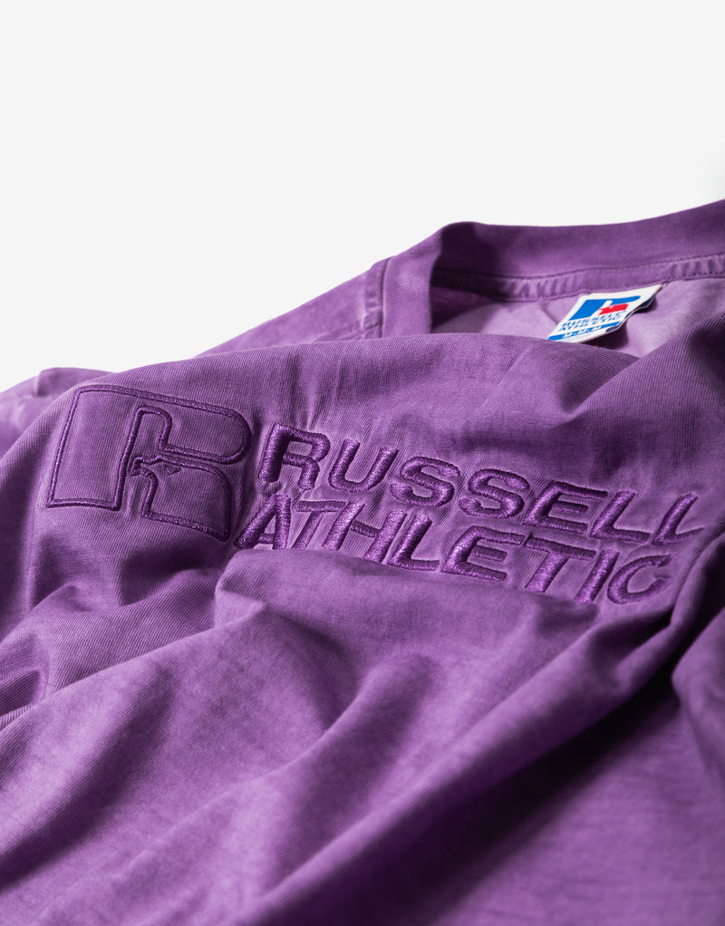 Russell Athletic Nelson T Shirt - Chinese Violet