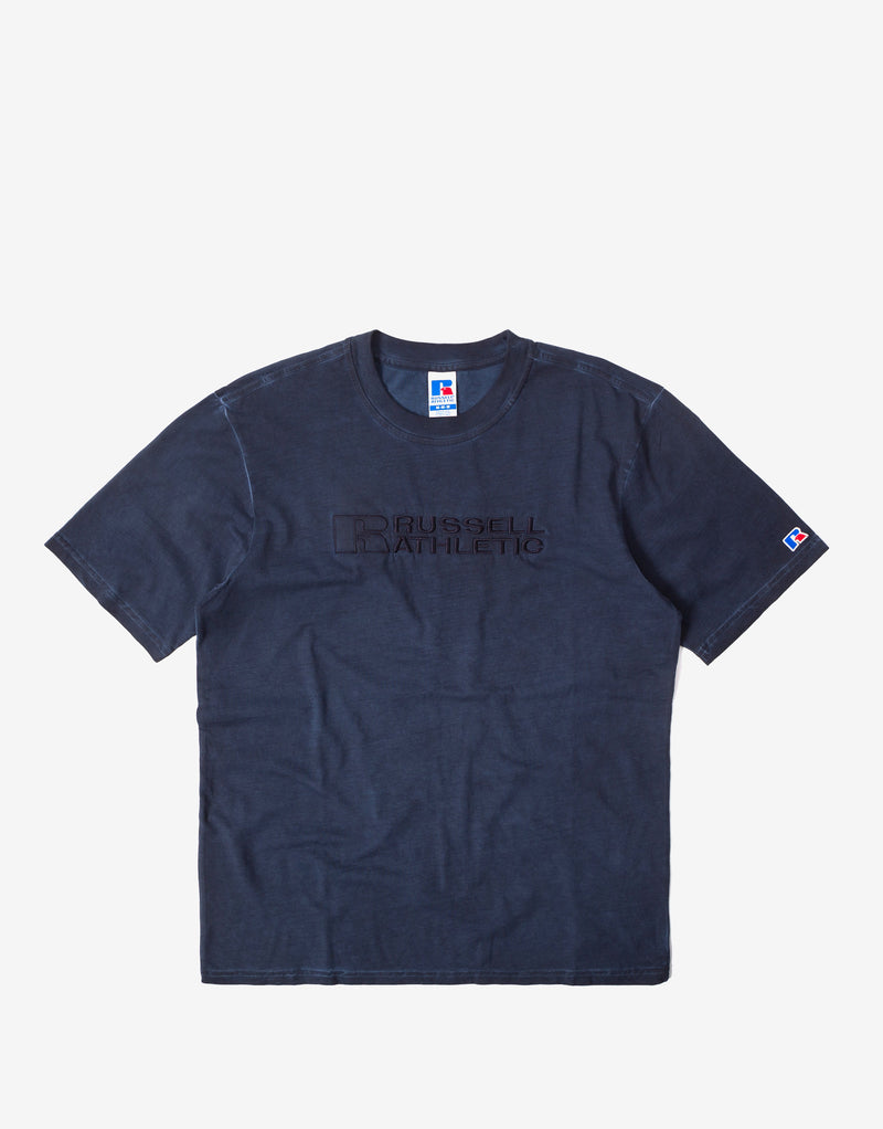 Russell Athletic Nelson T Shirt - Navy
