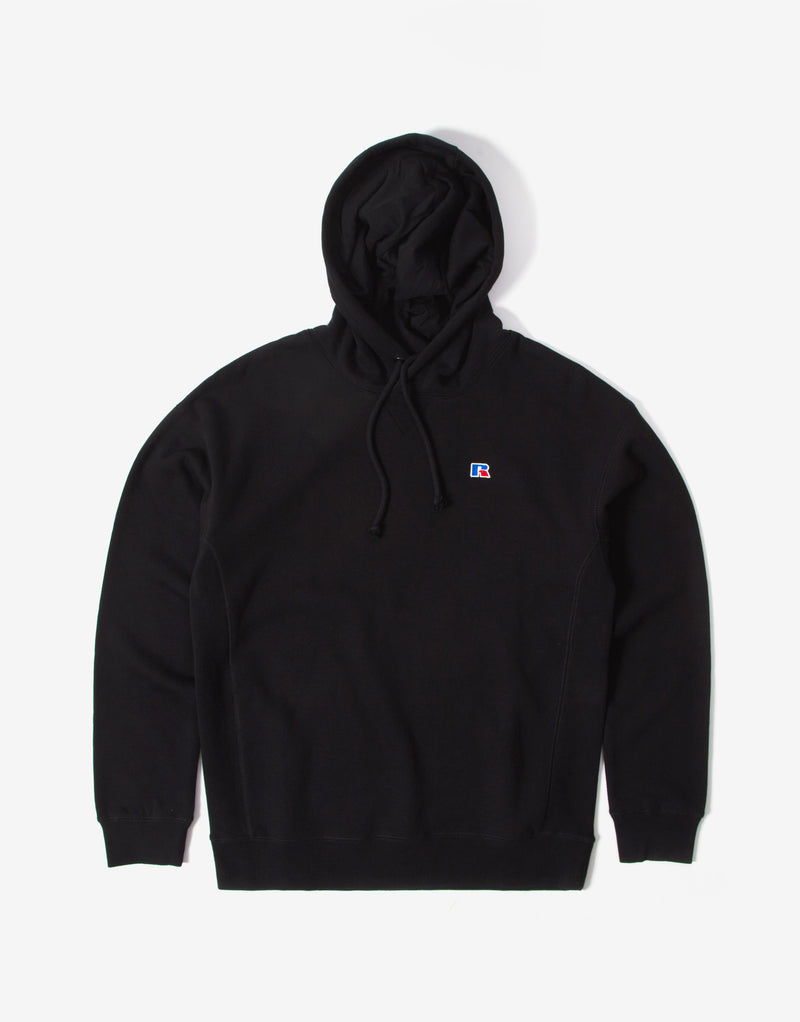 Russell Athletic Regular Mason Hoody - Black