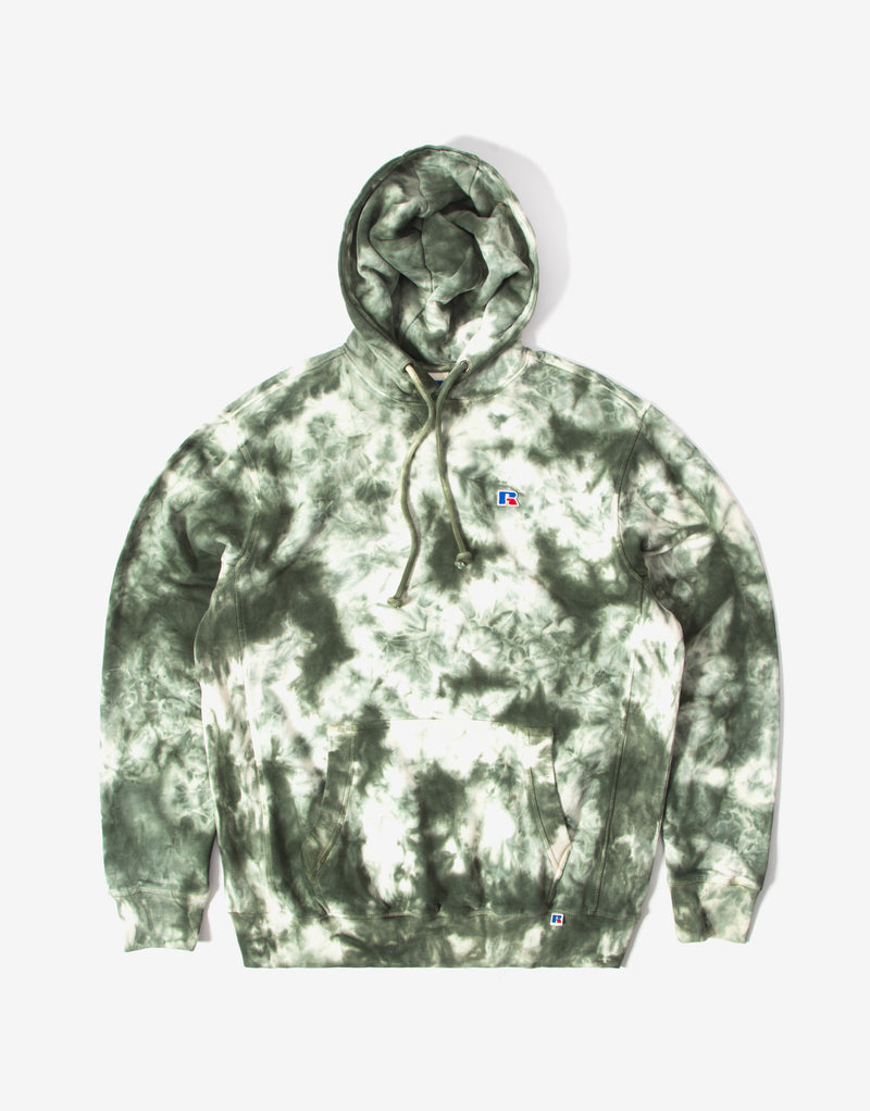 Russell Athletic River Hoody - Four Leaf Clover