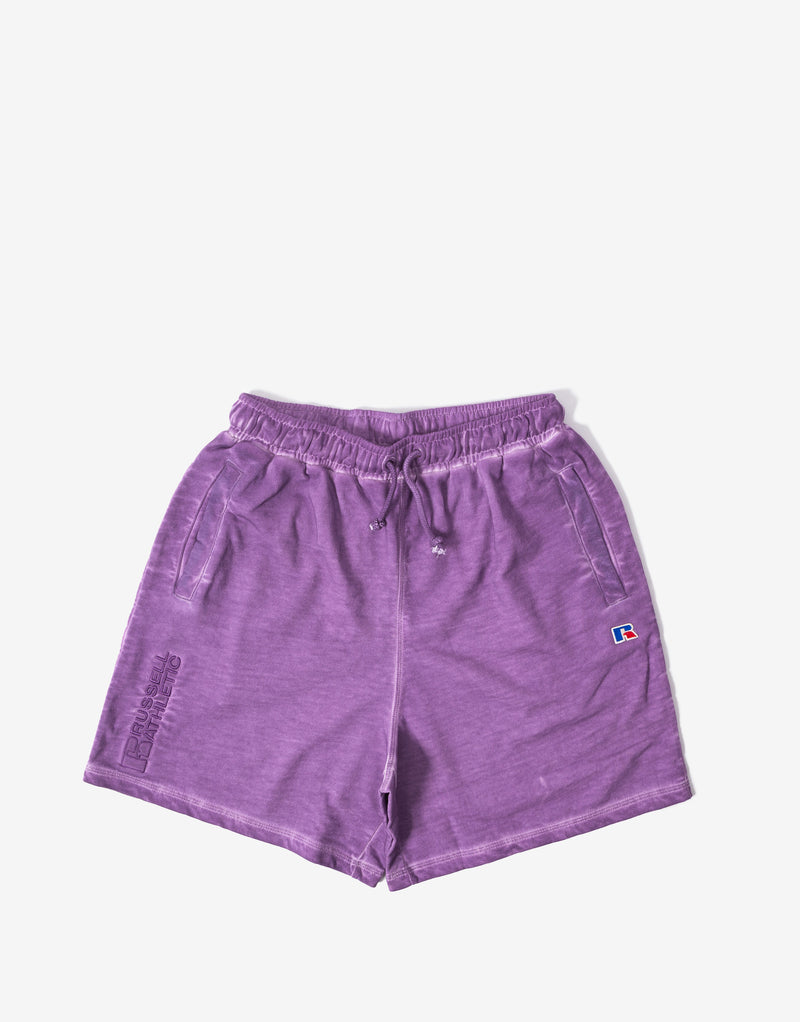 Russell Athletic Bradley Shorts - Chinese Violet