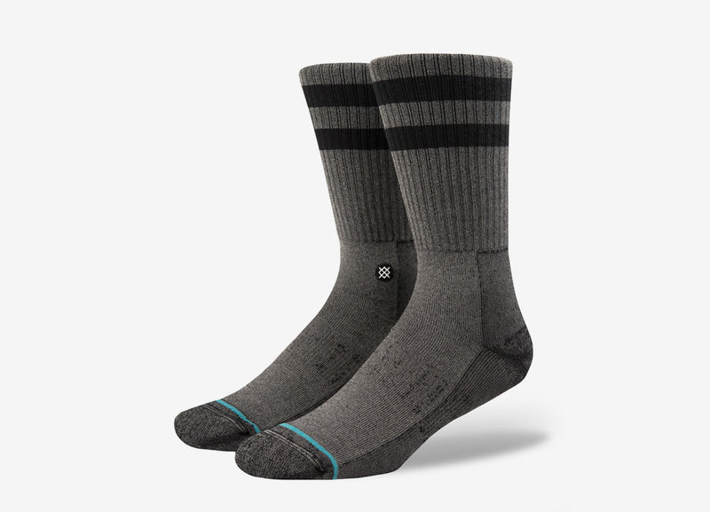 Stance Uncommon Solids Joven Socks - Black