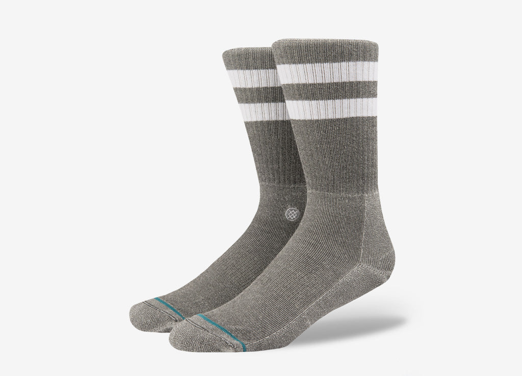 Stance Uncommon Solids Joven Socks - Grey