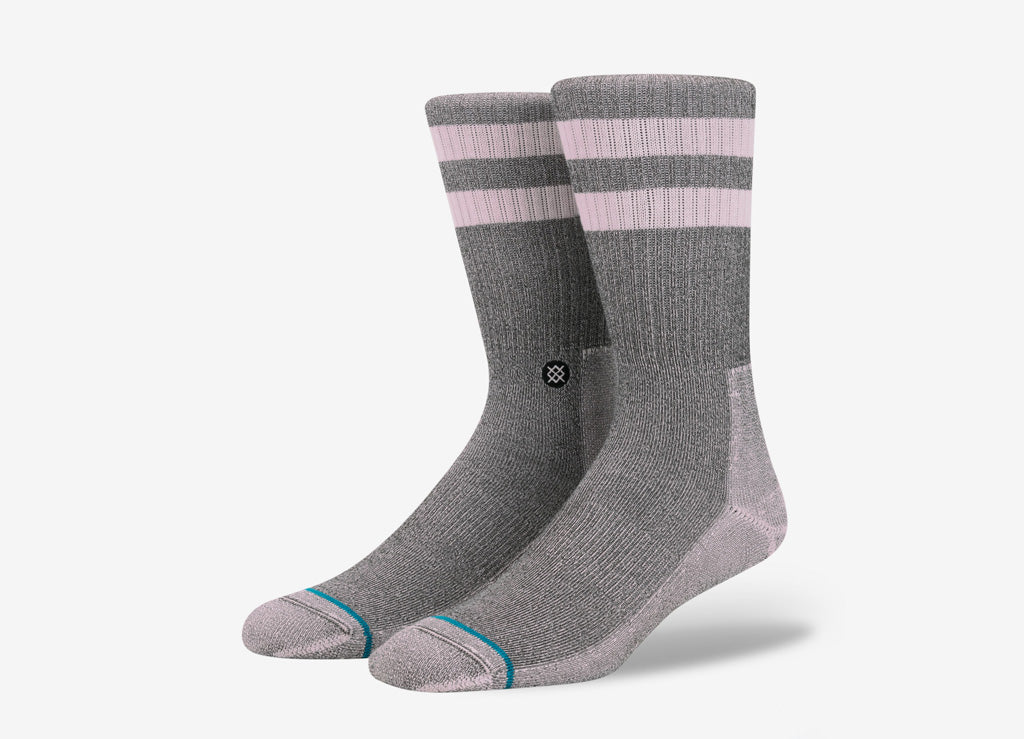 Stance Uncommon Solids Joven Socks - Pink