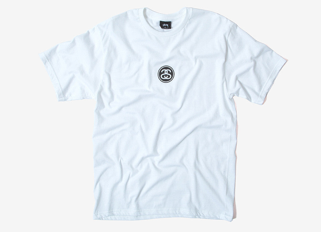 Stussy HD Link T Shirt - White