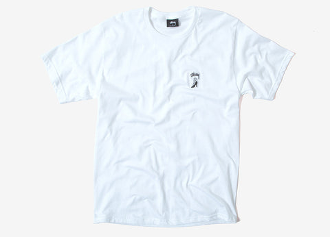 Stussy High Heels T Shirt - White