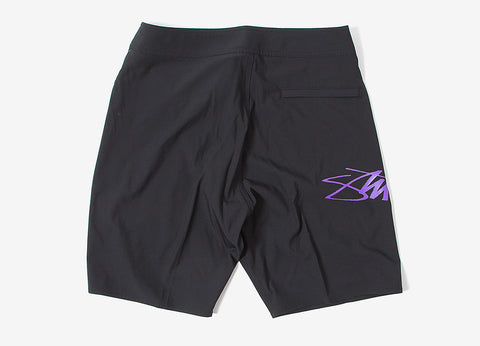 Stussy Smooth Stock Trunk - Black