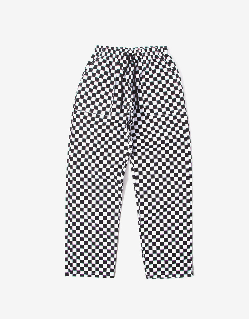 Service Works Classic Chef Pant - Checkered