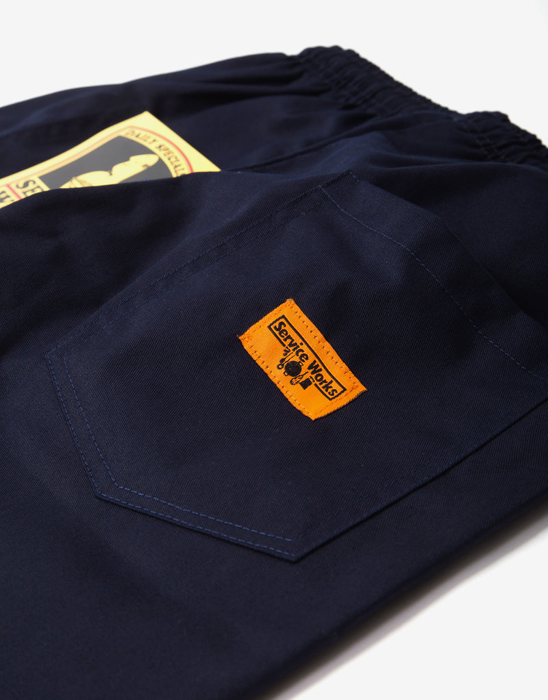 Service Works Classic Chef Pant - Navy