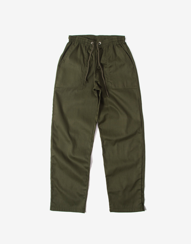 Service Works Classic Chef Pant - Olive