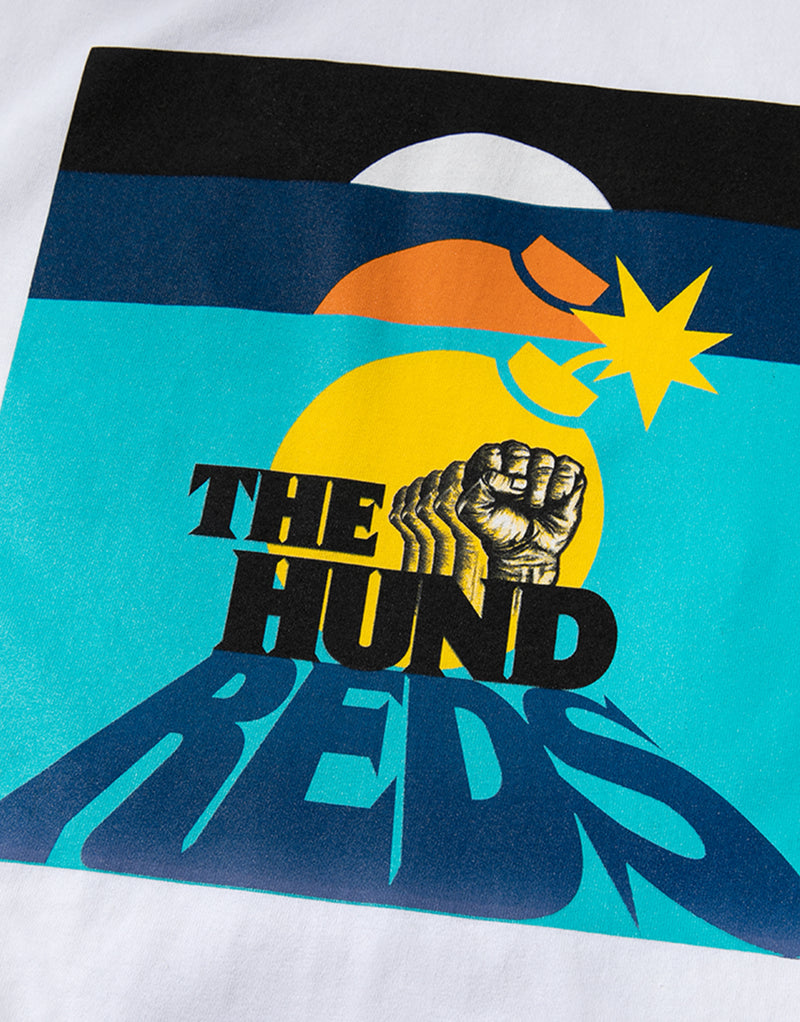 The Hundreds Days T Shirt - White