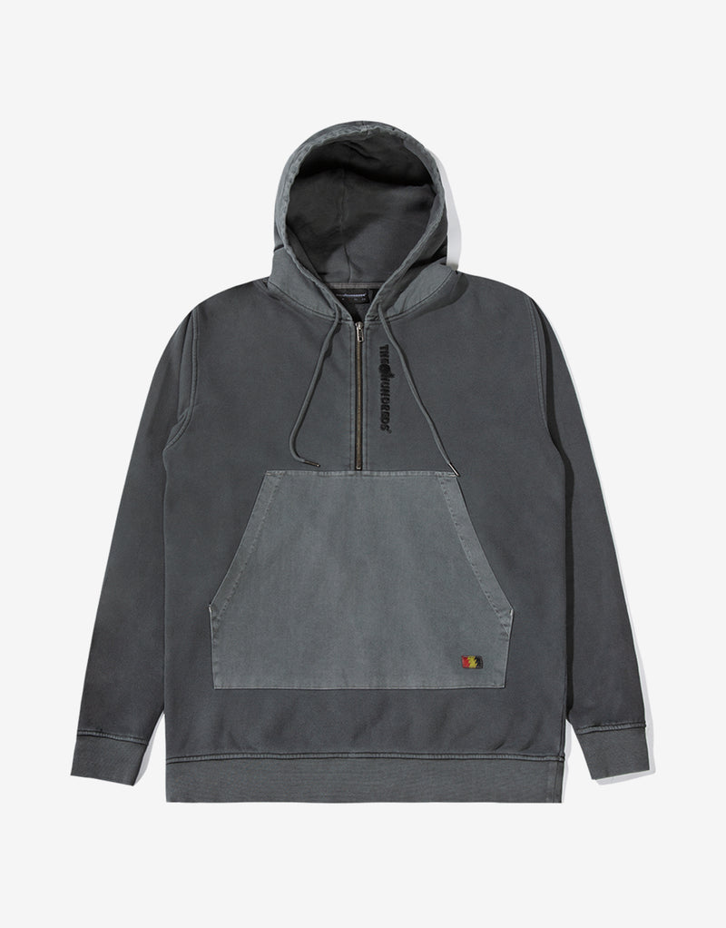 The Hundreds Fade Pullover Hoody - Black