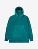 The Hundreds Fade Pullover Hoody - Emerald